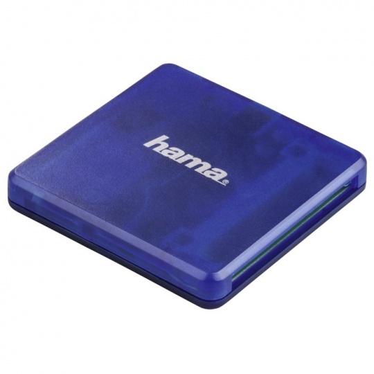 Hama multi čtečka karet USB 2.0 SD, microSD, CF