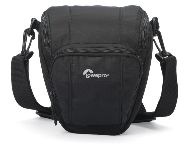 Lowepro Toploader Zoom 45 AW II Black