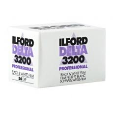 Ilford Delta 3200/36 černobílý negativní kinofilm
