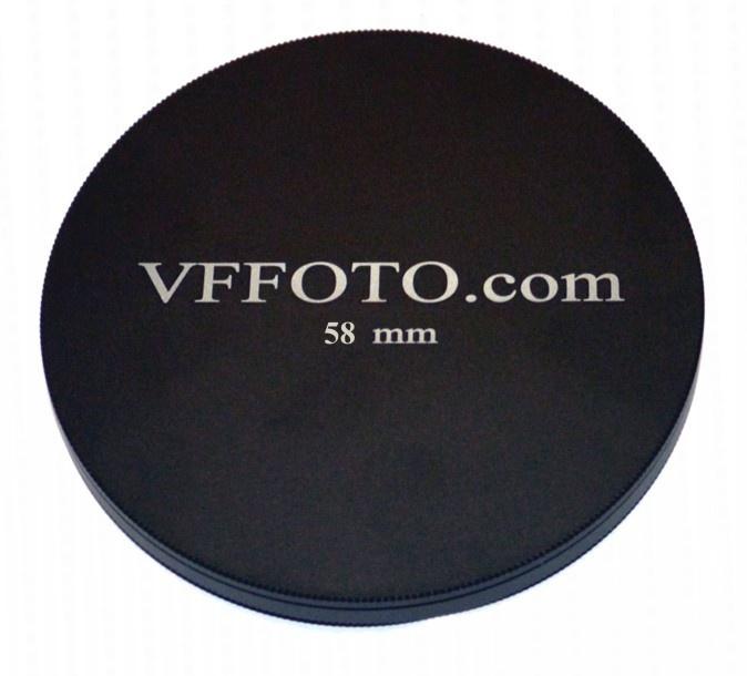 VFFOTO pouzdro na ochranu filtrů 58 mm