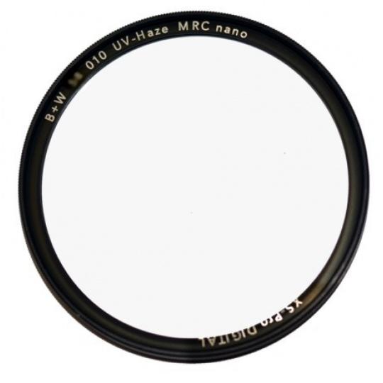 B+W UV XS-PRO MRC 62 mm Nano