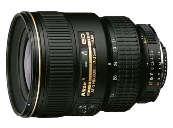 Nikon 17-35 mm F 2,8D IF-ED AF-S