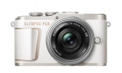 Olympus PEN E-PL10 + 14-42 mm EZ bílý