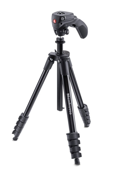 Manfrotto MK Compact ACN-BK Action Black