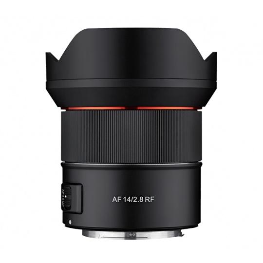 Samyang AF 14mm F/2.8 pro Canon R