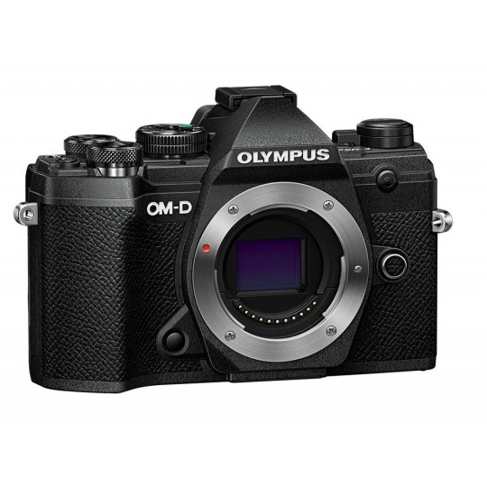 Olympus OM-D E-M5 III body black