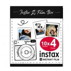 Fujifilm Instax Square film 40 snímků (4x10ks Pack)