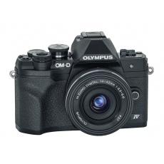 Olympus OM-D E-M10 mark IV + 14-42 EZ černý, CashBack 2000 Kč