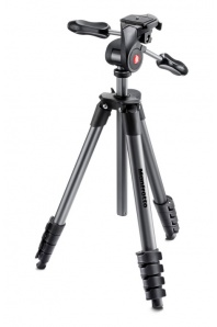 Manfrotto MK Compact ADV-BK Advanced Black