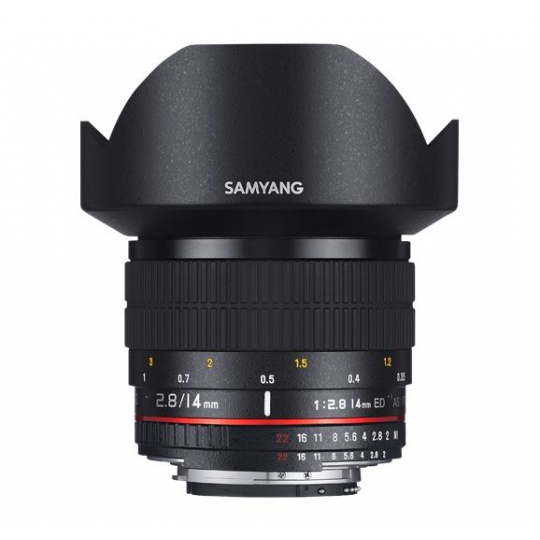 Samyang 14mm f/2.8 ED AS IF UMC pro Sony FE