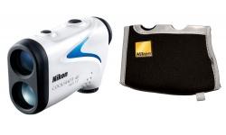 Nikon Laser Coolshot 40 + Neoprénové pouzdro, Nákupní bonus 400 Kč (ihned odečteme z nákupu)
