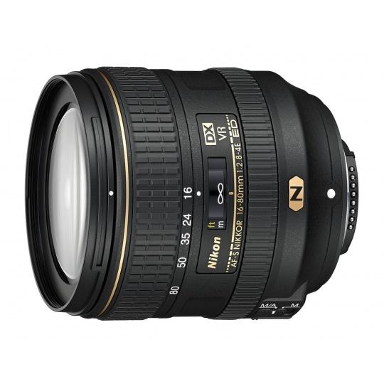 Nikon 16-80 mm F 2,8-4E ED VR AF-S DX