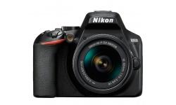 Nikon D3500 + 18-55 AF-P VR černý, Nákupní bonus 500 Kč (ihned odečteme z nákupu)