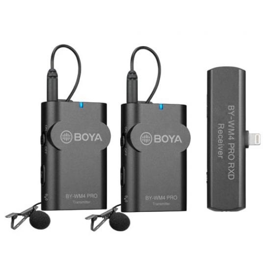Boya Mikrofon BY-WM4 Pro-K4