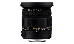 Sigma 17-50 mm F 2,8 EX DC HSM pro Sony, Bonus 500 Kč ihned odečteme