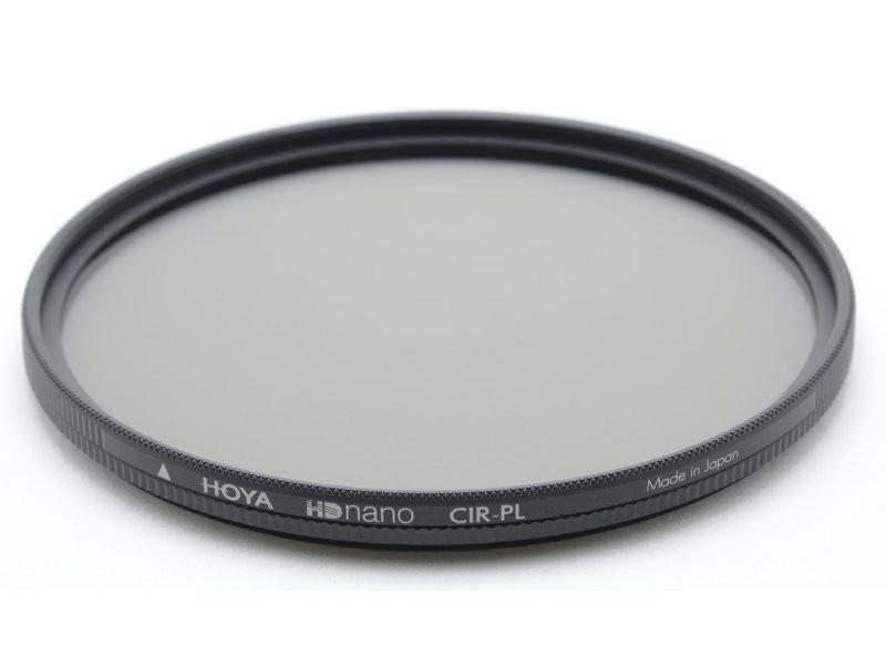 Hoya Cirkulární polarizační 58 mm HD NANO