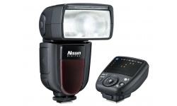 Nissin  Di700A pro Nikon s rádiovým odpalovačem AIR 1