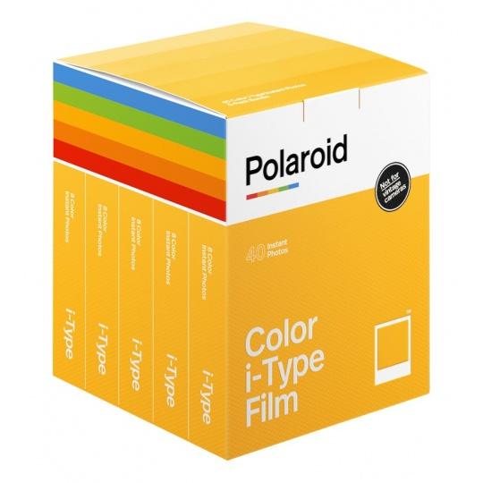 Polaroid Originals i-Type Color film 5-PACK