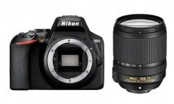 Nikon D3500 + 18-140 AF-S VR černý, Nákupní bonus 1000 Kč (ihned odečteme z nákupu)