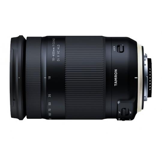 Tamron AF 18-400mm F/3.5-6.3 Di II VC HLD pro Nikon F (B028N), Nákupní bonus 1300 Kč (ihned odečteme z nákupu)