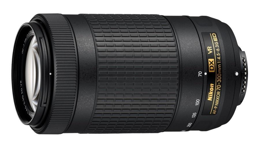 Nikon AF-P 70-300 mm F/4,5-6,3G DX ED VR