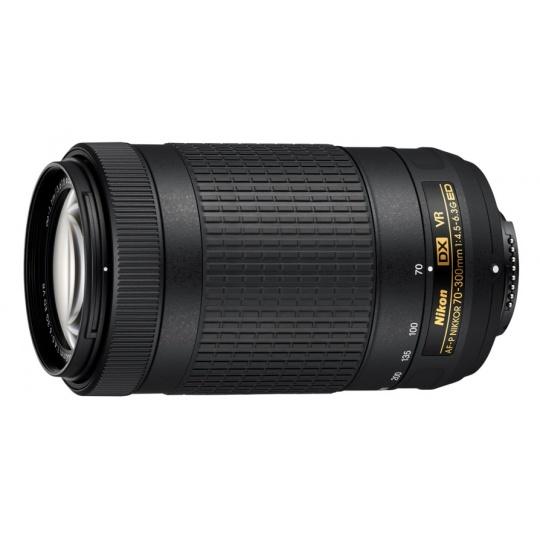 Nikon 70-300 mm F/4.5-6.3G ED AF-P DX VR, Akce -10%
