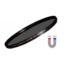 VFFOTO magnetický polarizační filtr GS 77 mm
