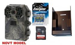 Fotopast BUNATY WIDE FULL HD + 16GB karta + lithiové baterie + kovový box