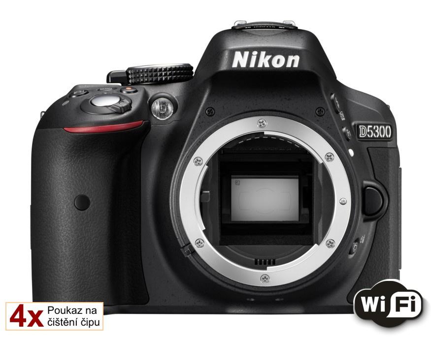 Nikon D5300 tělo černé