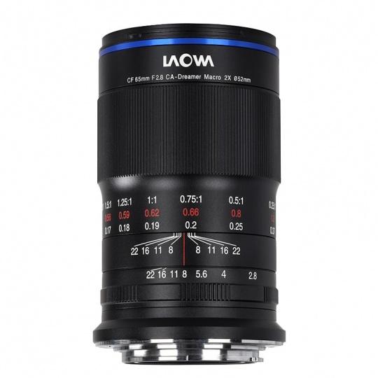 Laowa 65 mm f/2.8 2X Ultra Macro APO Canon M