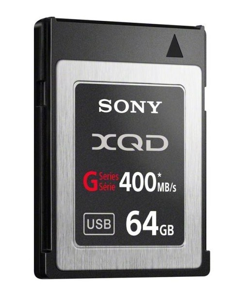 Sony XQD G 64 GB (řada G)
