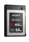 Sony XQD 64GB G série QDG64F.SYM