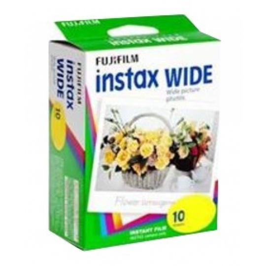 Instantní film Fujifilm Color film Instax Wide glossy 10 fotografií
