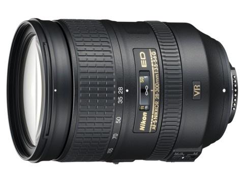 Nikon 28-300 mm F 3,5-5,6G ED AF-S VR