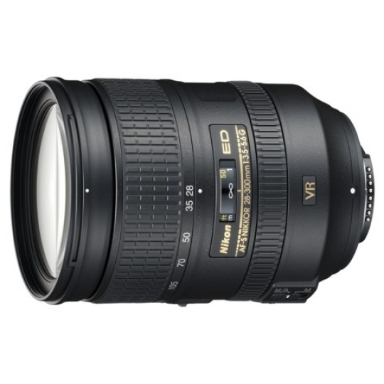 Nikon 28-300 mm F 3,5-5,6G ED AF-S VR, Akce Ušetři s Nikonem