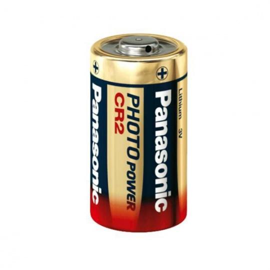 Panasonic CR2 Lithiová baterie (další značení: DL CR2, KCR2, CR17355)