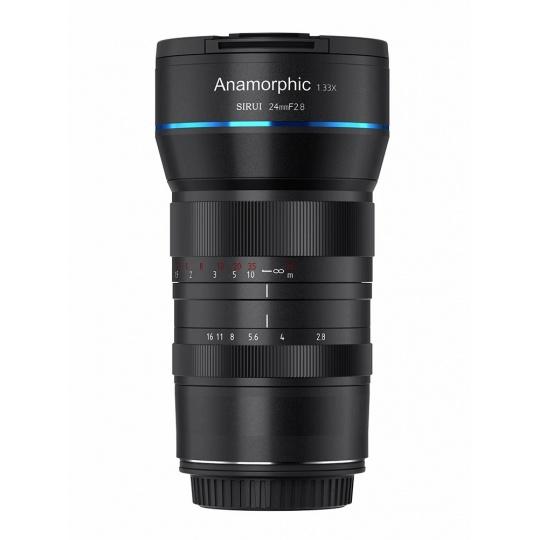 Sirui Anamorphic Lens 1,33x 24mm f/2.8 MFT