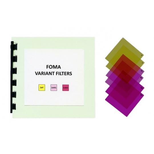 Foma filtry Variant