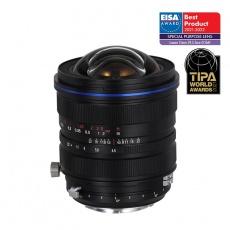 Laowa 15mm f/4.5 Zero-D Shift pro Canon EF