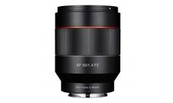 Samyang AF 50mm F/1.4 pro Sony E