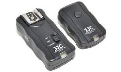 JJC 3v1 Kit JF-U1 univerzální (Pentax, Nikon...) dálkový odpalovač blesku a dálková spoušť