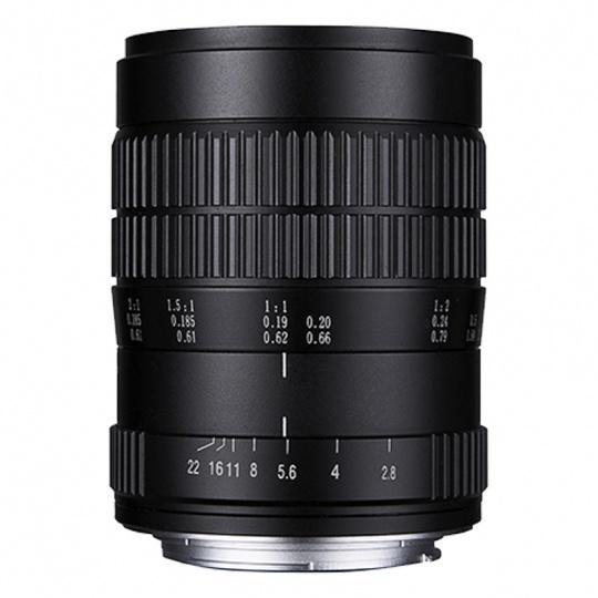 Laowa 60 mm f/2.8 2X Ultra-Macro pro Nikon F