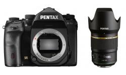 Pentax K-1 Mark II + HD D-FA 50 mm F 1,4 SDM AW, Nákupní bonus 3500 Kč (ihned odečteme z nákupu)