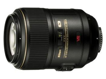 Nikon 105 mm F 2,8G IF-ED AF-S VR MICRO