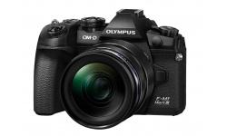 Olympus OM-D E-M1 Mark III + 12-40mm ED PRO černý