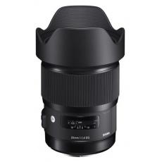 Sigma 20/1.4 DG HSM ART L-mount Sigma / Panasonic / Leica, Nákupní bonus 1300 Kč (ihned odečteme z nákupu)