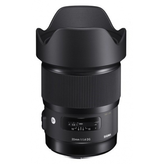Sigma 20/1.4 DG HSM ART L-mount Sigma / Panasonic / Leica
