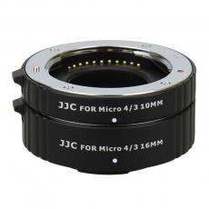 JJC Mikro 4/3 MFT sada mezikroužků (10, 16 mm) pro Olympus, Panasonic