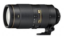Nikon 80-400 mm F 4,5-5,6G ED AF-S VR