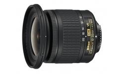 Nikon 10-20 mm F 4.5-5.6G AF-P DX VR (2,0x)